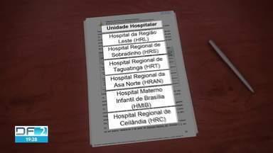 TCDF encontra falhas no controle e fiscalização da alimentação hospitalar - Segundo o relatório, a Secretaria de Saúde não acompanha a coleta de amostras para controle microbiológico, que pode evitar contaminação dos alimentos. O Tribunal de Contas também encontrou servidores que comem no refeitório e recebem auxílio-alimentação, o que seria proibido.