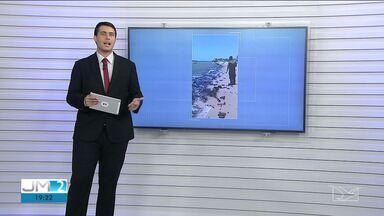 MPF pede detalhes sobre vazamento de óleo no litoral do Maranhão - Ministério Público Federal investiga o caso e quer mais informaçõe sobre a extensão do vazamento, os locais exatos que foram afetados e os danos à fauna.