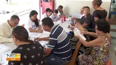 Mutirão oferece vagas de emprego para pessoas com deficiência que moram em Jaboatão - Várias empresas participam do evento.