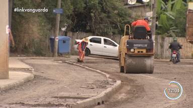 Taubaté cancela contrato com empresa da duplicação de estrada do Barreiro - Obra está atrasada.