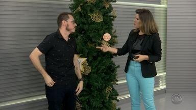 Natal do Bem: participe da campanha - Doe alimentos na RBS TV Santa Cruz e Lajeado.