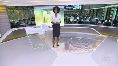 Jornal Hoje - íntegra 08/11/2019 - Os destaques do dia no Brasil e no mundo, com apresentação de Maria Júlia Coutinho.