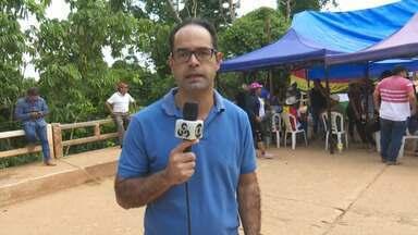 Repórter Jefson Dourado fala direto da fronteira do Acre com a Bolívia que segue fechada - Repórter Jefson Dourado fala direto da fronteira do Acre com a Bolívia que segue fechada