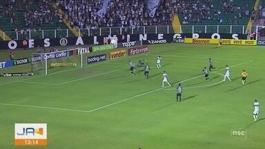 Figueirense empata com o Coritiba no Scarpelli; Criciúma visita o Sport - Figueirense empata com o Coritiba no Scarpelli; Criciúma visita o Sport
