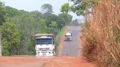 Mirante Rural mostra dificuldades no transporte de safra no sul do Maranhão - Programa deste domingo (10) também destacou o crescimento da piscicultura e o período da safra de mangas no Maranhão.