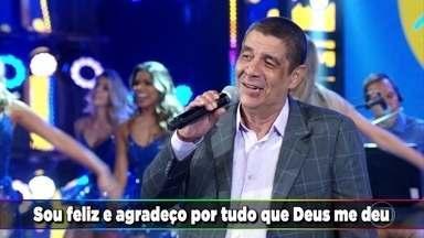 Zeca Pagodinho canta 'Deixa A Vida Me Levar' - Confira!