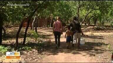 Mais de 120 mil pessoas vivem com menos de R$2 por dia no Tocantins - Mais de 120 mil pessoas vivem com menos de R$2 por dia no Tocantins