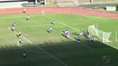 Bahia e Confiança ficam no empate sem gols em Salvador - Time sergipanos ainda tem chances remotas de classificação.