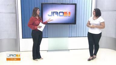 Ana Kézia, editora do G1 RO, fala sobre a cobertura do ENEM no portal - Prova será corrigida ao vivo a partir de 13h.