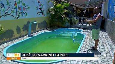 Moradores do Belmonte, no Crato, estão há quase dois meses sem água - Saiba mais no g1.com/ce