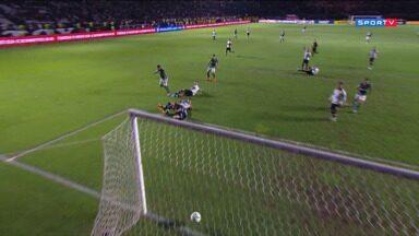 Vasco 1 x 2 Palmeiras