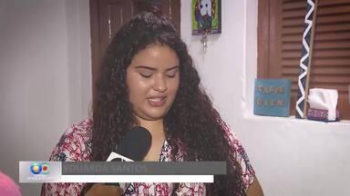Consumo consciente : é possível aproveitar tudo em casa - Conheça Eduarda Santos, estudante que usa técnicas de reciclagem.
