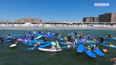 Surfe, Sup E Foil Em Nova York