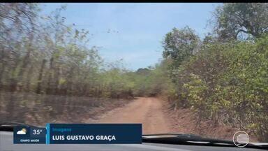 Moradores da área de litígio entre Piauí e Ceará têm dificuldade em acesso a serviços - Moradores da área de litígio entre Piauí e Ceará têm dificuldade em acesso a serviços