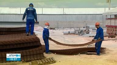 Faturamento da construção civil sobe 95% nos primeiros nove meses do ano - Faturamento da construção civil sobe 95% nos primeiros nove meses do ano