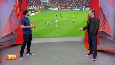 Caio Ribeiro analisa clássico paulista; para comentarista, Flamengo está perto do título - Caio Ribeiro analisa clássico paulista; para comentarista, Flamengo está perto do título