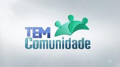 Confira o TEM Comunidade - Confira o TEM Comunidade.