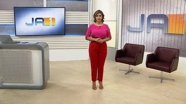 Veja os destaques do Jornal Anhanguera 1ª Edição desta quarta-feira (13) - Entre os principais assuntos está o caso de uma menina que foi baleada dentro de casa em Aparecida de Goiânia.