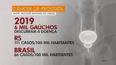 Câncer de Próstata deve afetar 6.000 gaúchos até o fim de 2019 - Novembro azul é marcado por novidades tecnológicas no tratamento da doença.