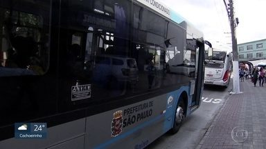 Prefeitura faz audiência pública sobre faixas exclusivas de ônibus - Secretaria quer ouvir moradores e discutir a implantação de 38 km de novos trechos