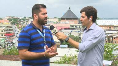 Repórter fala sobre reforço no combate à dengue em Cruzeiro do Sul - Repórter fala sobre reforço no combate à dengue em Cruzeiro do Sul