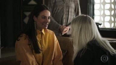 Kim convida Vivi Guedes para ser sua madrinha de casamento - Camilo questiona amizade de Vivi com Kim