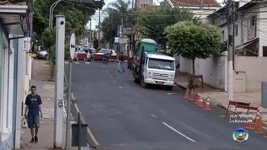 Rua no bairro Boa Vista ficará interditada a partir desta quinta-feira em Rio Preto - Tem interdição prevista para essa quinta-feira (14) em Rio Preto.