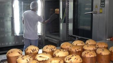 Produtores de panetones do Alto Tietê esperam aumentar vendas em 5% em 2019 - Produção já está a todo vapor.