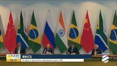Tércio Albuquerque explica o que o encontro dos BRICS representa para MS - Tércio Albuquerque explica o que o encontro dos BRICS representa para MS