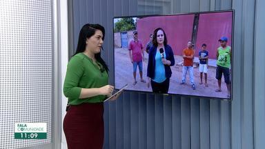 Fala Comunidade: moradores reclamam da falta de asfalto em rua de Boa Vista - Moradores do bairro Alvorada cobram o fim dos buracos e pedem a pavimentação do local.