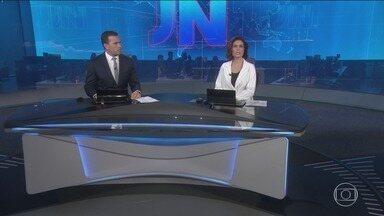 Jornal Nacional, Íntegra 15/11/2019 - As principais notícias do Brasil e do mundo, com apresentação de William Bonner e Renata Vasconcellos.