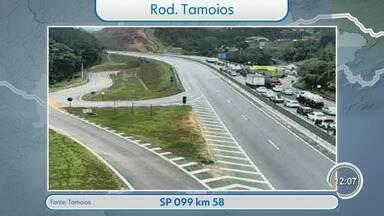 Veja o movimento nas estradas - Imagens em tempo real.