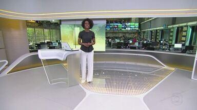 Jornal Hoje - íntegra 18/11/2019 - Os destaques do dia no Brasil e no mundo, com apresentação de Maria Júlia Coutinho.
