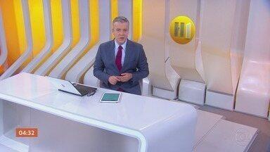 Hora 1 - Edição de terça-feira, 19/11/2019 - Os assuntos mais importantes do Brasil e do mundo, com apresentação de Roberto Kovalick.