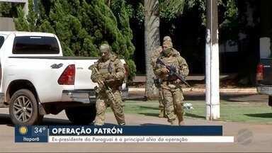 Desdobramento de operação como principal alvo ex-presidente do Paraguai - Operação Lava-Jato cumpre mandado judicial em Mato Grosso do Sul. O desdobramento da operação Câmbio Desligo e ganhou o nome de Patrón, o alvo principal é o ex-presidente do PY, Horácio Cartes.