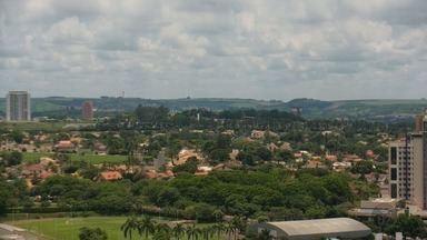 Confira a previsão do tempo para esta quarta-feira (20) na região de Ribeirão Preto - Temperatura pode chegar a 31°C.