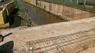 Após diversas interrupções, Prefeitura conclui construção de ponte em Sertãozinho, SP - Moradores cobravam liberação da via.