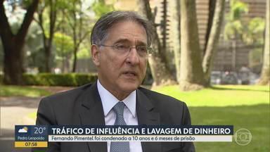 Justiça Eleitoral condena ex-governador Fernando Pimentel - Ação foi proposta pelo Ministério Público Eleitoral.