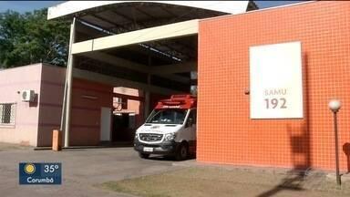 Homem espancado em Corumbá foi transferido para a capital - Odair Gomes está em estado grave e nenhum familiar foi localizado