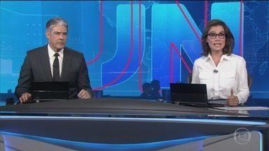 Jornal Nacional, Íntegra 21/11/2019 - As principais notícias do Brasil e do mundo, com apresentação de William Bonner e Renata Vasconcellos.