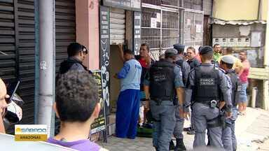 Morre suspeito de assaltar joalheira em Manaus - Crime ocorreu na Zona Leste de Manaus.