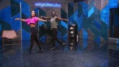Veja como foram os ensaios de Jonathan Azevedo para o foxtrote no 'Dança dos Famosos' - Confira!