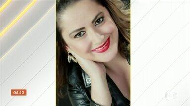 Mulher é morta a tiros pelo ex-namorado, no interior de SP - De acordo com os parentes da vítima, o homem não aceitava o fim do relacionamento.