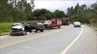 Acidentes aumentam quase 8% após suspensão do uso de radares móveis nas estradas federais - Entre 16 de agosto e o final de outubro de 2019, aconteceram 14 mil acidentes. Uma das principais causas de acidentes nas rodovias, segundo as estatísticas oficiais, é o excesso de velocidade.