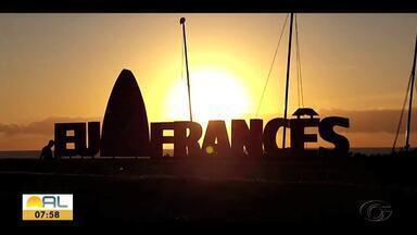 Confira as fotos do amanhecer em Alagoas - Telespectadores enviaram imagens de diversas partes do estado.