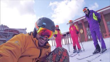 Coreia do Sul é campeã mundial em intervenções plásticas - Na Coreia do Sul, o tema é a preocupação excessiva com a aparência. O grupo mostra a história de Jenny Yang sobre o tema. No Norte, uma estação de esqui tem poucos visitantes.