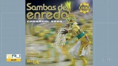 CD das escolas de samba da Série A vai chegar à internet - CD com as músicas do próximo desfile já foi lançado pela Liga das Escolas de Samba do Rio.