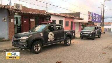 Operação policial cumpre 110 mandados em Alagoas e mais sete estados - Só em Alagoas, foram expedidos 66 mandados.
