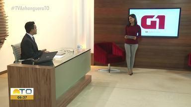 Confira os destaques do G1 Tocantins desta quarta-feira (27) - Confira os destaques do G1 Tocantins desta quarta-feira (27)