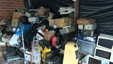 Campanha arrecada lixo eletrônico em Erechim - Descarte pode ser feito no antigo curtume da cidade.